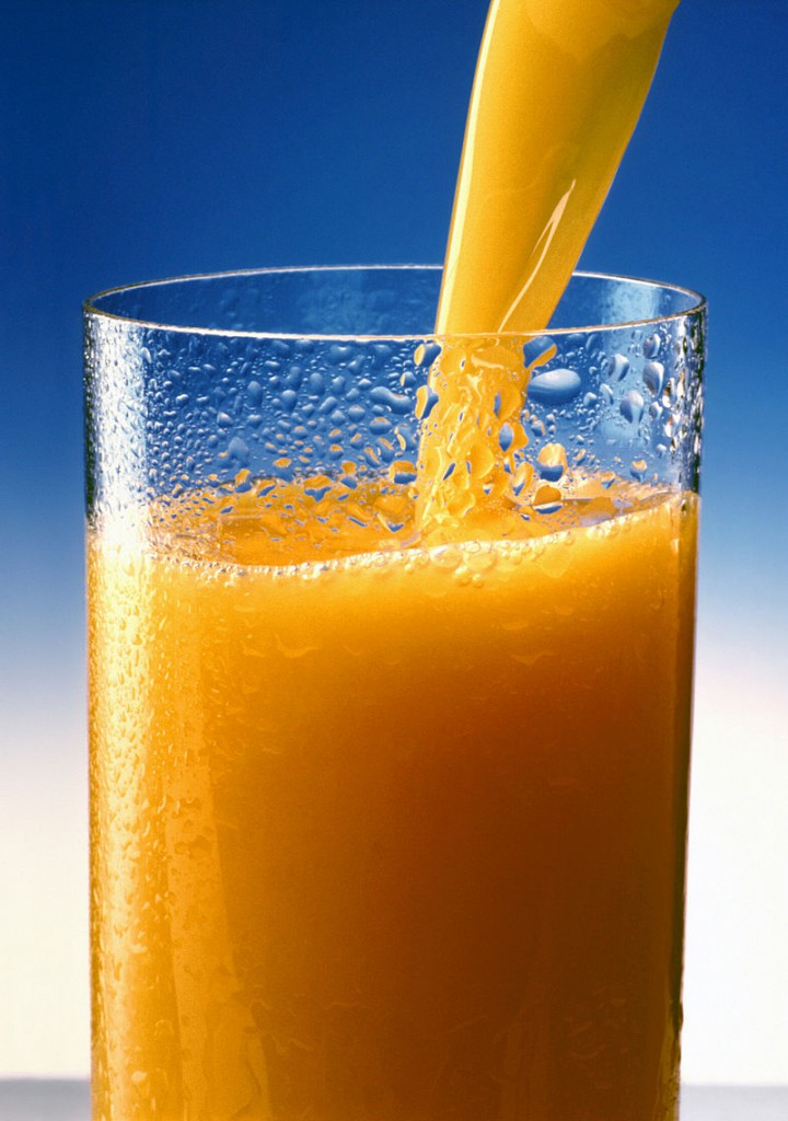 Zumo de naranja. Foto: Agricultural Research Service (licencia CC)