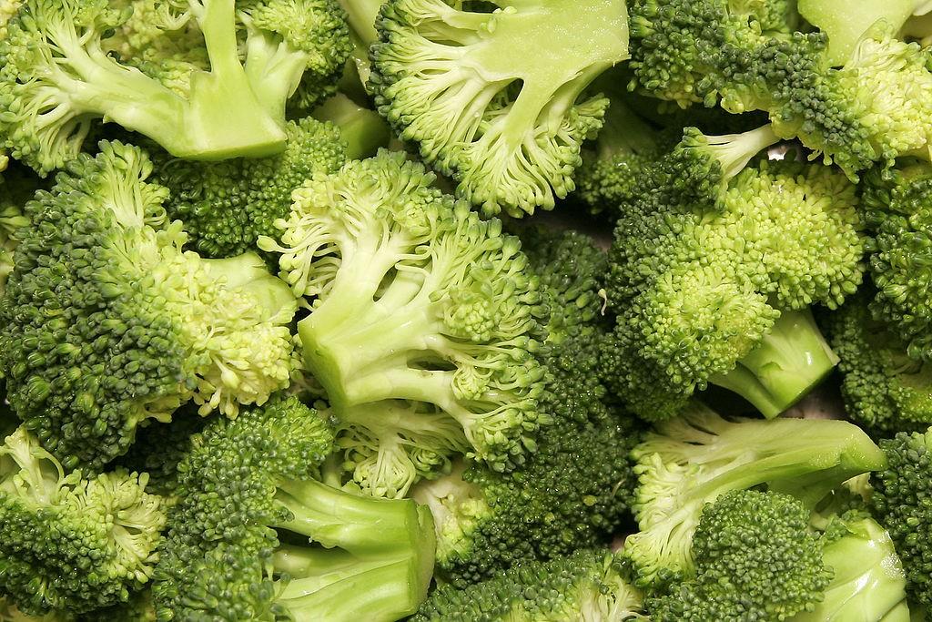 Broccoli. Foto: Flagstaffotos.com.au (licencia CC)