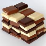 Surtido de chocolates. Foto: André Karwath (licencia CC)