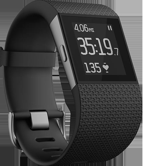 Dispositivo Fitbit. Fuente: https://www.fitbit.com/es