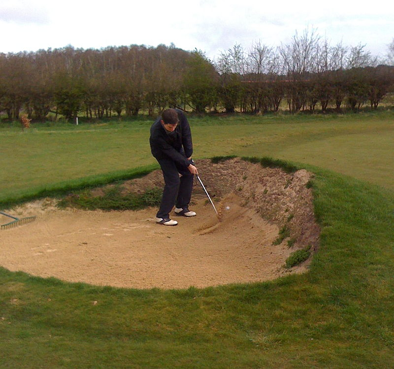 Golf. Foto: Phil Hawksworth (licencia CC)