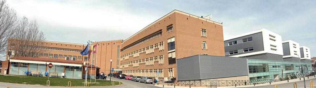 Hospital Nacional de Paraplejicos. Foto: Carlos Monroy (licencia CC)
