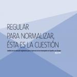 Informe sobre regulación de la práctica homeopática y dispensación del medicamento homeopático