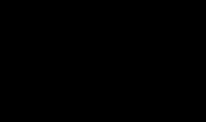 Estructura química de la vitamina C. Autor: Yikrazuul (licencia CC)