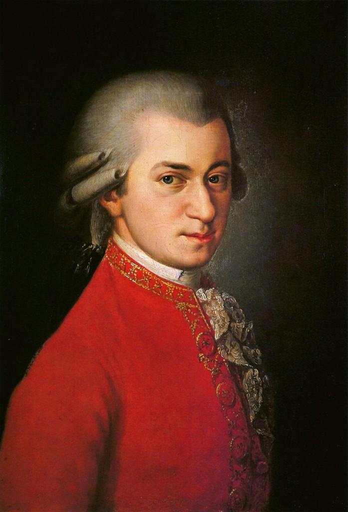 Retrato póstumo, obra de Barbara Krafft, 1819.