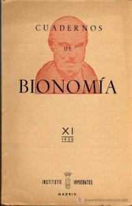 Bionomia-1950