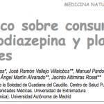 Caso clínico sobre consumo de una benzodiazepina y plantas medicinales
