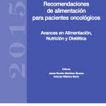 Libro: recomendaciones de alimentación para pacientes oncológicos
