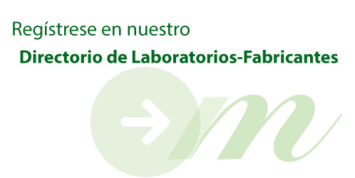 registro laboratorios-fabricantes medicina naturista