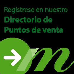 registro puntos de venta medicina naturista